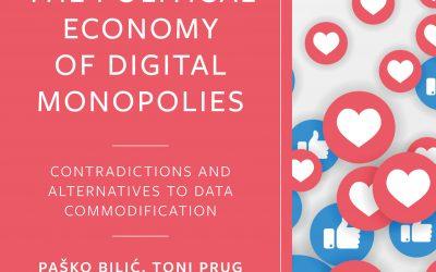 Član platEU projektnog tima u koautorstvu objavio monografiju za uglednog međunarodnog izdavača Bristol University Press